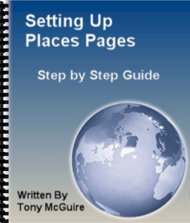Places Pages Cover